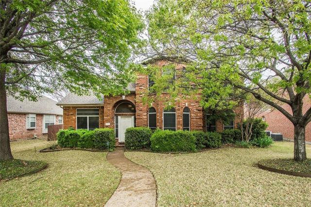 9708 Congressional Drive, Plano, TX 75025 (MLS #14058466) :: RE/MAX Town & Country