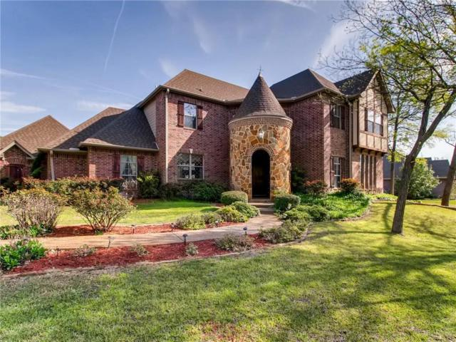 1547 Hunterglenn Drive, Aledo, TX 76008 (MLS #14058502) :: The Heyl Group at Keller Williams