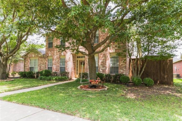 1529 Hickory Trail, Allen, TX 75002 (MLS #14058756) :: The Daniel Team