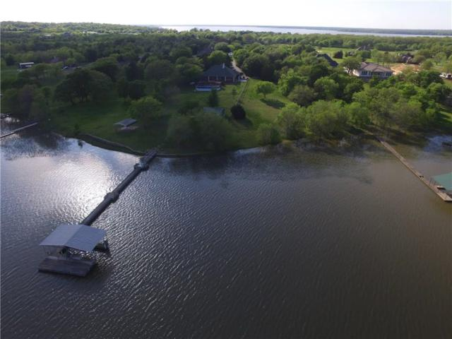 2852 Waters Edge, Quinlan, TX 75474 (MLS #14058920) :: RE/MAX Town & Country