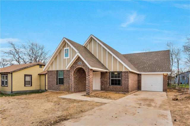 5129 Libbey Drive, Fort Worth, TX 76107 (MLS #14058971) :: RE/MAX Town & Country
