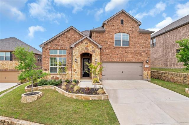 1015 Uplands Drive, Northlake, TX 76226 (MLS #14059103) :: The Real Estate Station