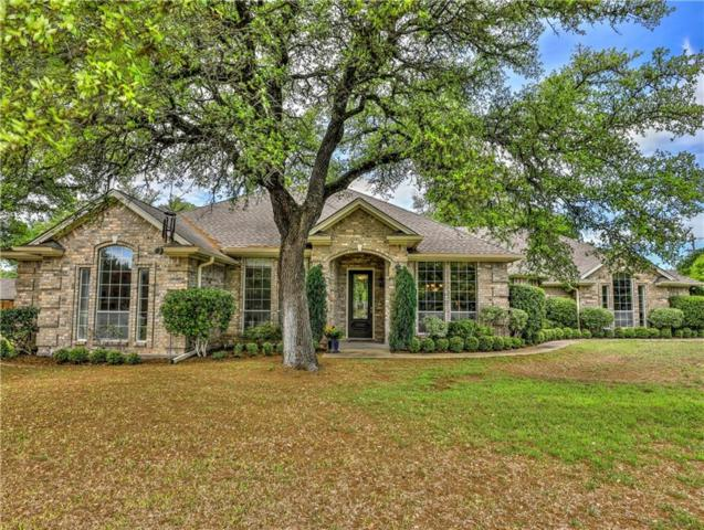 1437 Woodridge Drive, Aledo, TX 76008 (MLS #14060112) :: The Heyl Group at Keller Williams