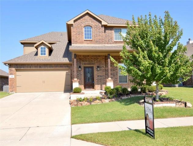 490 Commonwealth Lane, Fate, TX 75189 (MLS #14060402) :: The Real Estate Station