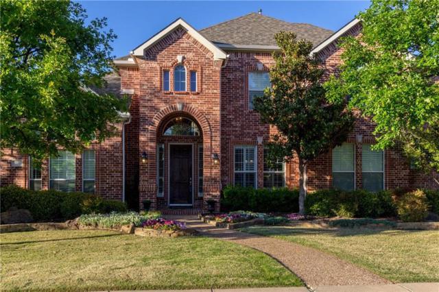 9520 Alberta Court, Frisco, TX 75033 (MLS #14060631) :: RE/MAX Landmark