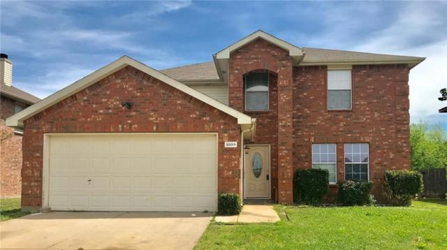 1009 Maidenhair Lane, Crowley, TX 76036 (MLS #14060985) :: Baldree Home Team