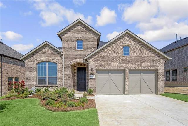 11382 Misty Ridge Drive, Flower Mound, TX 76262 (MLS #14061130) :: Century 21 Judge Fite Company