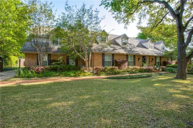 7029 Briar Cove Drive, Dallas, TX 75254 (MLS #14061155) :: The Heyl Group at Keller Williams