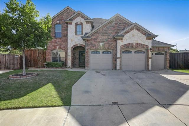 4541 Seventeen Lakes Court, Fort Worth, TX 76262 (MLS #14061407) :: RE/MAX Town & Country