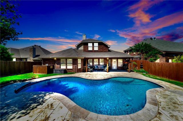 2909 Preston Lane, Wylie, TX 75098 (MLS #14062150) :: The Hornburg Real Estate Group