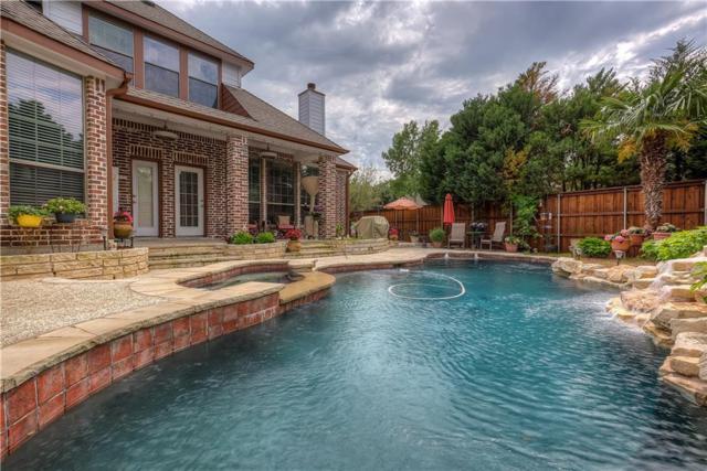 861 High Willow Drive, Prosper, TX 75078 (MLS #14062162) :: The Hornburg Real Estate Group