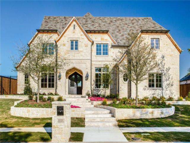 6820 Lemans Court, Plano, TX 75024 (MLS #14062430) :: Real Estate By Design