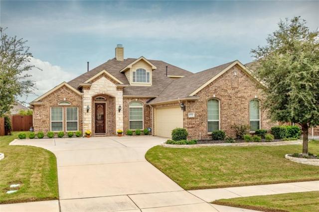 11712 Wolfcreek Lane, Fort Worth, TX 76244 (MLS #14062559) :: The Daniel Team