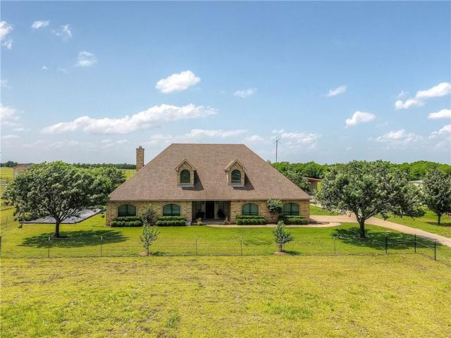 16711 County Road 221, Forney, TX 75126 (MLS #14062578) :: The Chad Smith Team