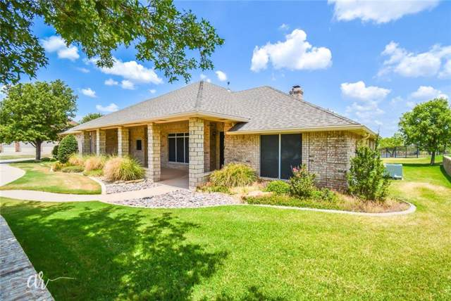 1226 Saddle Lakes Drive, Abilene, TX 79602 (MLS #14063173) :: The Chad Smith Team