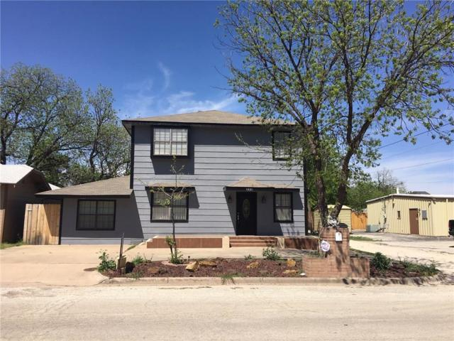 1330 N 12th Street, Abilene, TX 79601 (MLS #14063742) :: Real Estate By Design