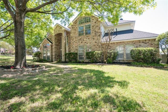 1601 N Hills Drive, Rockwall, TX 75087 (MLS #14064034) :: RE/MAX Town & Country