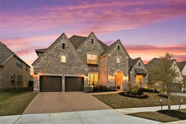 831 Clear Fork Drive, Lantana, TX 76226 (MLS #14064157) :: Team Hodnett