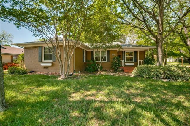 9817 E Lake Highlands Drive, Dallas, TX 75218 (MLS #14064229) :: RE/MAX Town & Country