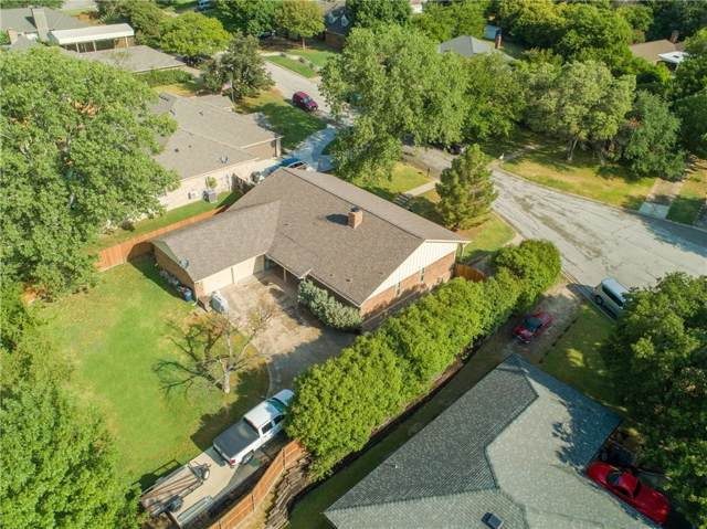 7509 Westwind Court, Fort Worth, TX 76179 (MLS #14064303) :: RE/MAX Town & Country