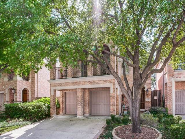 7335 Hill Forest Drive, Dallas, TX 75230 (MLS #14064319) :: Robbins Real Estate Group