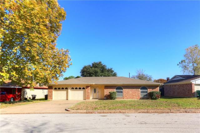1413 Mims Street, Fort Worth, TX 76112 (MLS #14064660) :: The Hornburg Real Estate Group