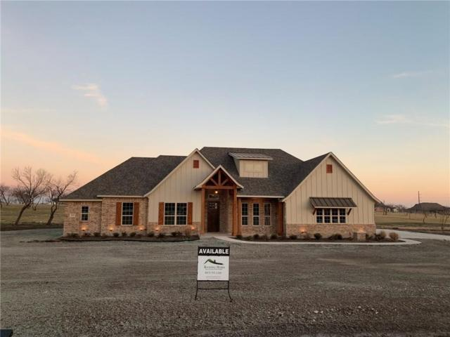 112 Overlook Drive, Aledo, TX 76008 (MLS #14064739) :: The Mitchell Group