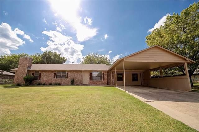408 S Prairie Street, Pilot Point, TX 76258 (MLS #14065000) :: Century 21 Judge Fite Company