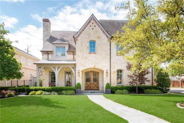 3149 Stanford Avenue, University Park, TX 75225 (MLS #14065504) :: Robbins Real Estate Group