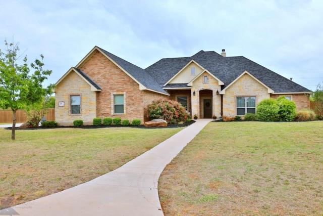 109 Periwinkle Trail, Abilene, TX 79602 (MLS #14065704) :: RE/MAX Town & Country