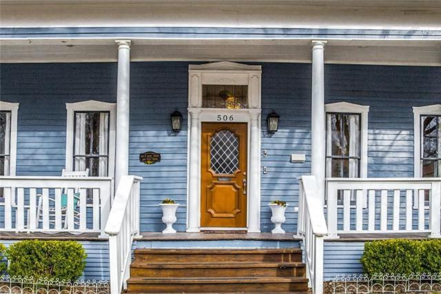 506 N Kentucky Street, Mckinney, TX 75069 (MLS #14065752) :: RE/MAX Town & Country
