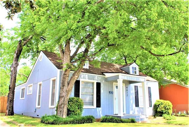 4012 Lisbon Street, Fort Worth, TX 76107 (MLS #14065773) :: The Mitchell Group