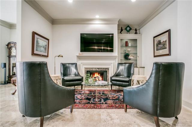 2848 Woodside Street 4A, Dallas, TX 75204 (MLS #14066135) :: The Hornburg Real Estate Group