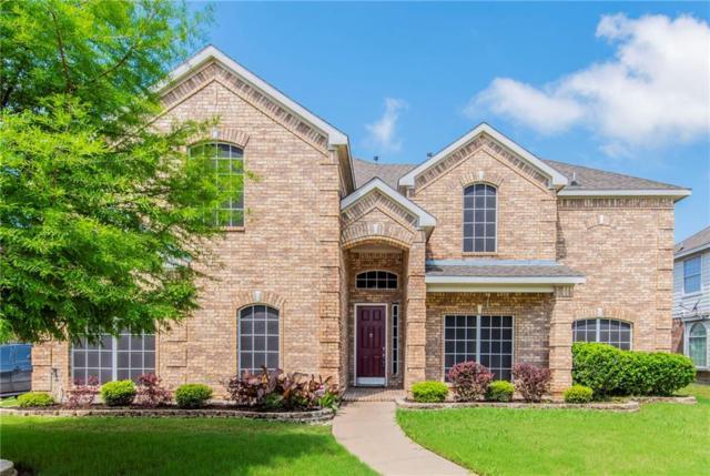 206 Autumnwood Drive, Mansfield, TX 76063 (MLS #14066208) :: The Tierny Jordan Network