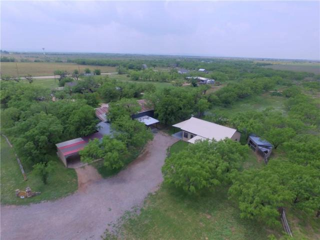 542 Mccartney Lane, Tye, TX 79563 (MLS #14066242) :: The Tonya Harbin Team