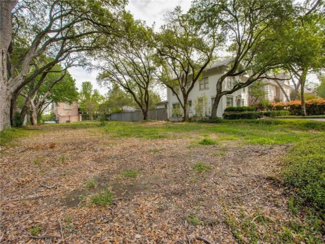 3916 Miramar Avenue, Highland Park, TX 75205 (MLS #14066422) :: The Rhodes Team