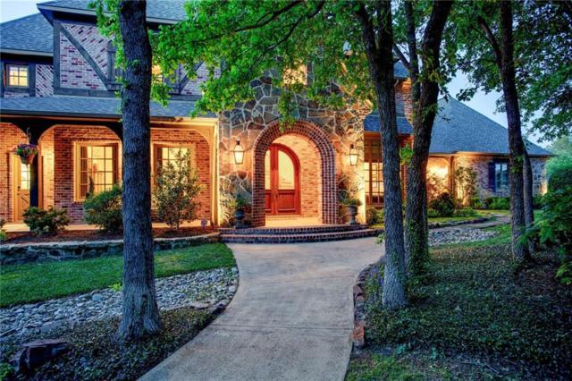 5900 Sandstone Court, Flower Mound, TX 75022 (MLS #14066436) :: Van Poole Properties Group