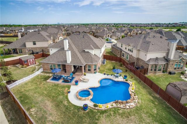 5804 Pine Flat Court, Fort Worth, TX 76179 (MLS #14066994) :: RE/MAX Town & Country