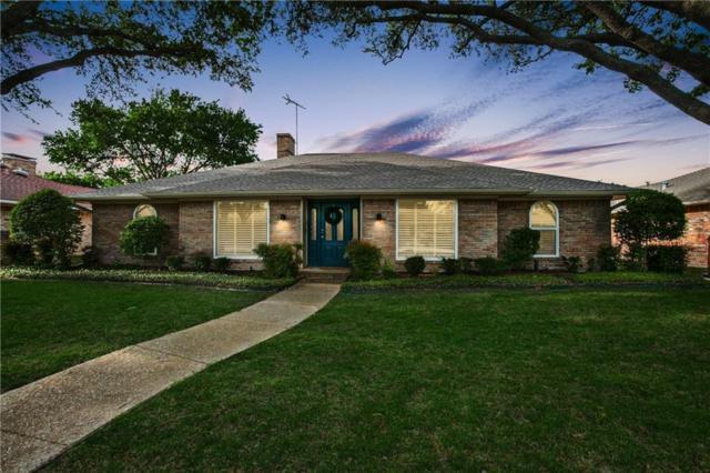 619 Goodwin Drive, Richardson, TX 75081 (MLS #14067067) :: Van Poole Properties Group