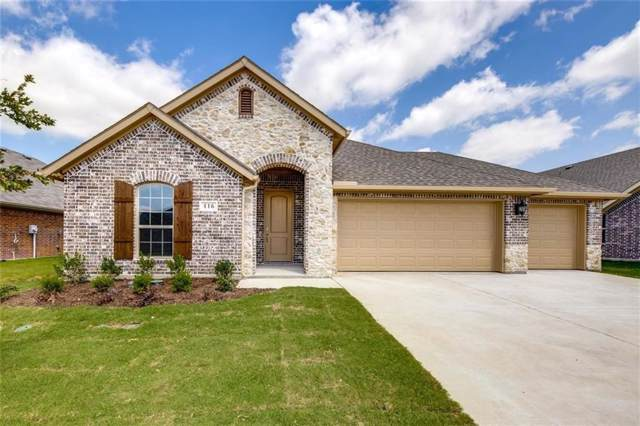 112 Olympic Lane, Forney, TX 75126 (MLS #14067405) :: RE/MAX Landmark