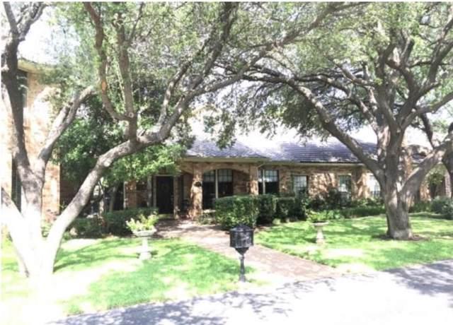122 Lytle Place Drive, Abilene, TX 79602 (MLS #14067488) :: The Good Home Team