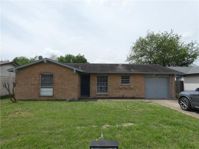 922 Quebec Drive, Garland, TX 75040 (MLS #14067495) :: RE/MAX Town & Country