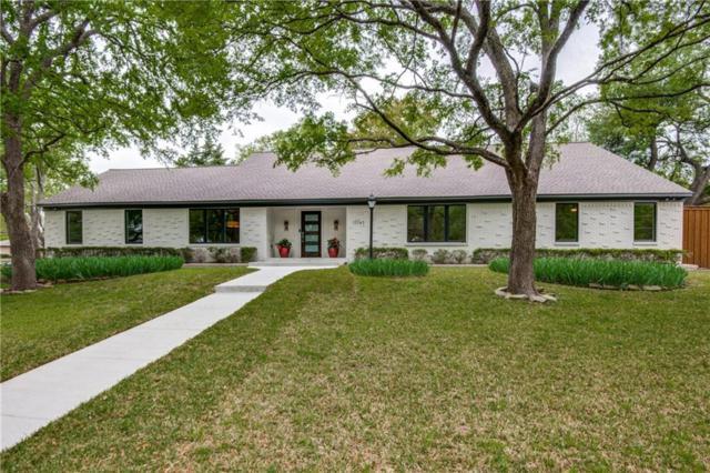 13743 Sprucewood Drive, Dallas, TX 75240 (MLS #14067542) :: The Heyl Group at Keller Williams