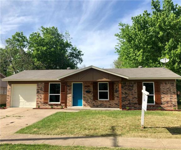 919 Sierra Drive, Mesquite, TX 75149 (MLS #14067657) :: RE/MAX Town & Country