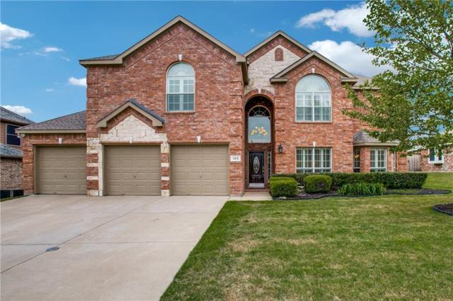 304 Palomino Lane, Celina, TX 75009 (MLS #14067754) :: Kimberly Davis & Associates
