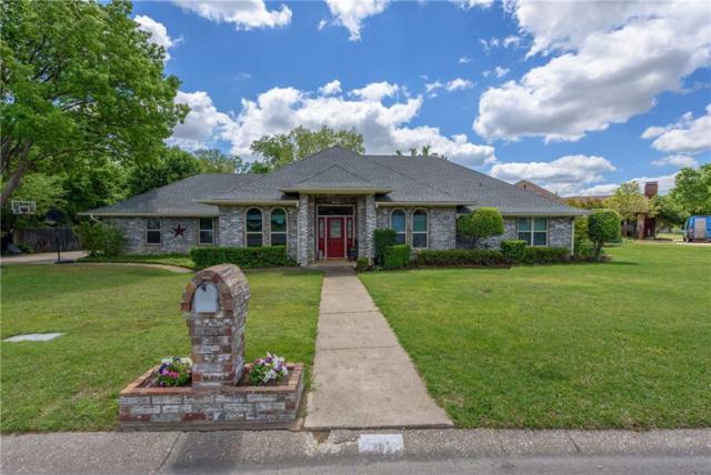 802 Highland Hills Lane, Highland Village, TX 75077 (MLS #14068224) :: The Rhodes Team