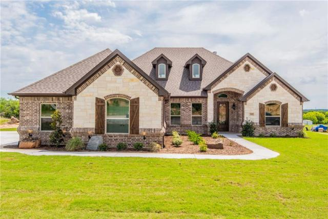 122 Lucky Ridge Lane, Boyd, TX 76023 (MLS #14068656) :: Kimberly Davis & Associates
