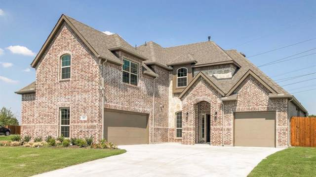 201 Duck Blind Avenue, Wylie, TX 75098 (MLS #14068852) :: RE/MAX Town & Country