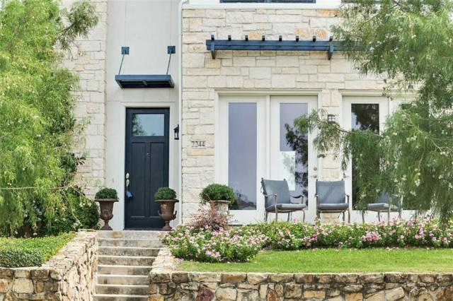 2244 Hemingway Lane, Carrollton, TX 75010 (MLS #14069031) :: RE/MAX Town & Country