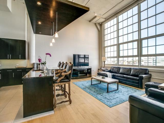 2600 W 7th Street #1725, Fort Worth, TX 76107 (MLS #14069143) :: The Mitchell Group